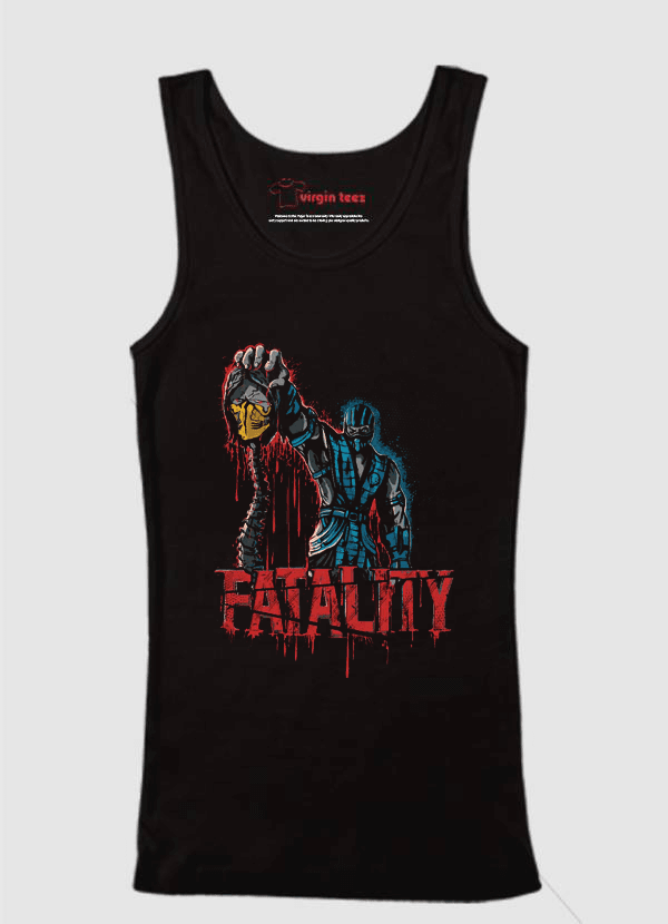 Virgin Teez Tank Top FATALITY Tank Top