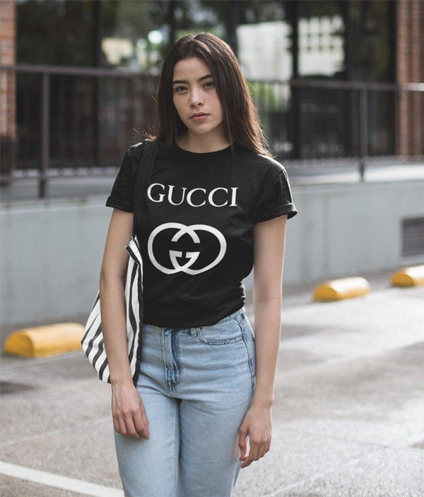 VIRGIN TEEZ Women T-shirt Gucci Vintage  Women's T-Shirt