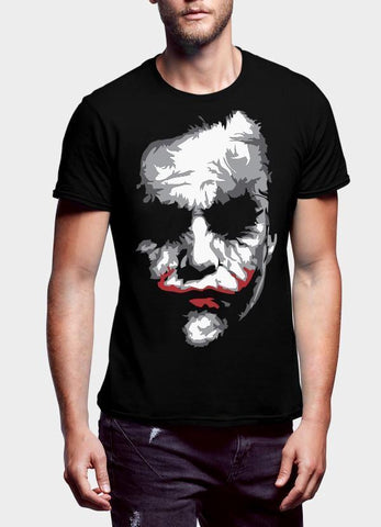 M Nidal Khan Tshirts Heath Ledger