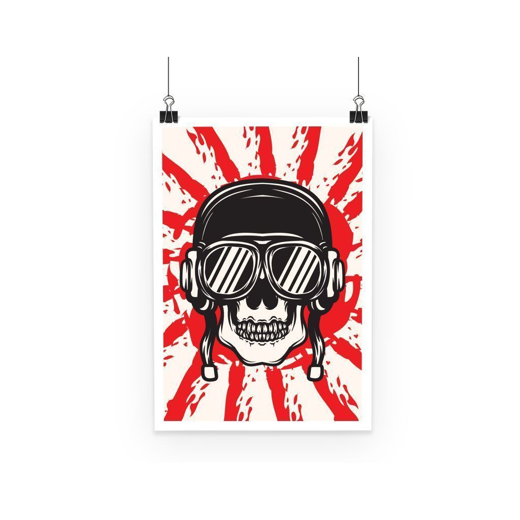 kite.ly Wall Decor A3 Kamikaze Poster