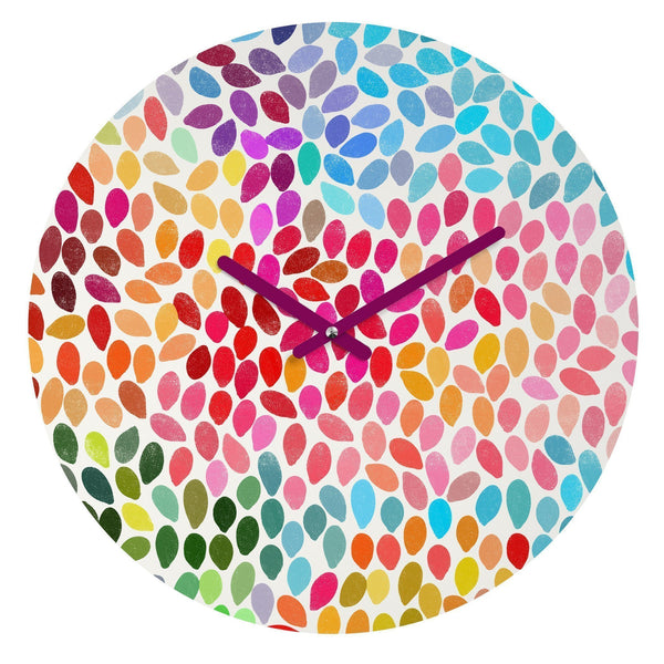 Wall Clock WallClock PAINT STOKES WALL CLOCK