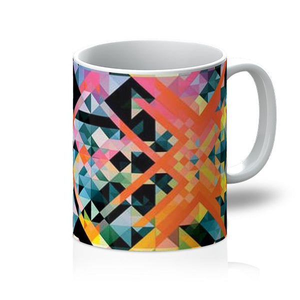 VIRGIN TEEZVIRGIN TEEZ Homeware 11oz Pattern 1 Mug