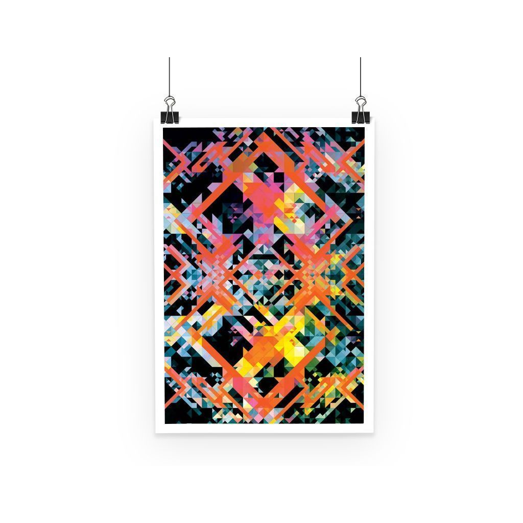 kite.ly Wall Decor A3 Pattern 1 Poster