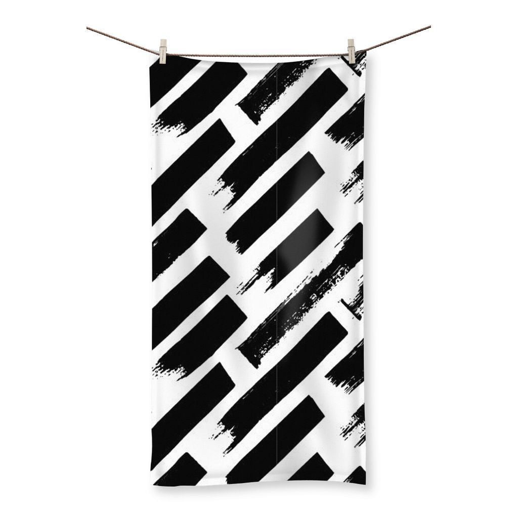 "kite.ly Homeware 19.7""x39.4"" Pattern 16 Beach Towel"