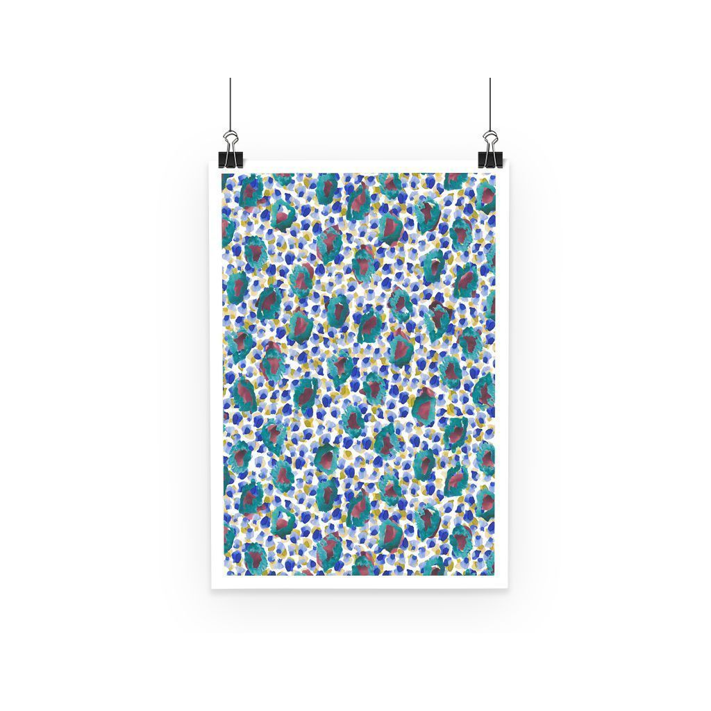 kite.ly Wall Decor A3 Pattern 27 Poster