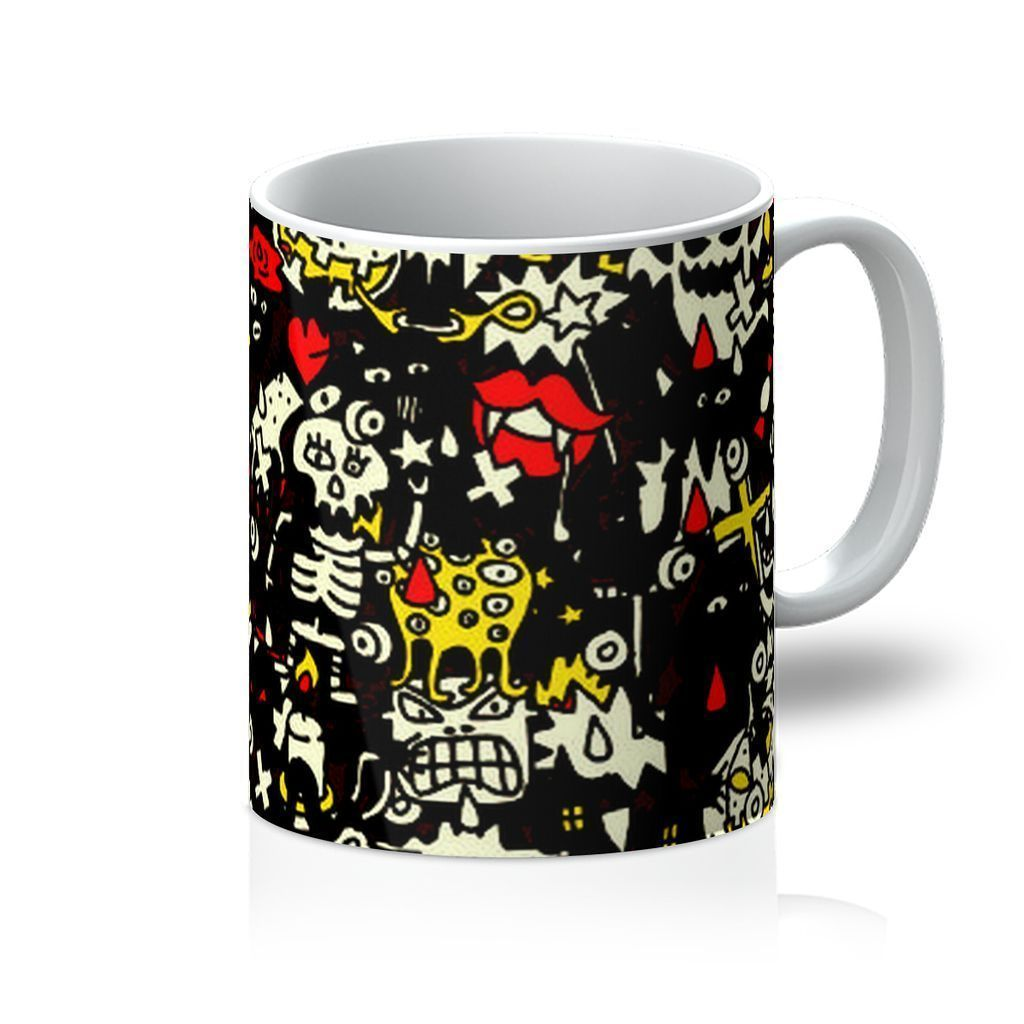 VIRGIN TEEZVIRGIN TEEZ Homeware 11oz Pattern 29 Mug