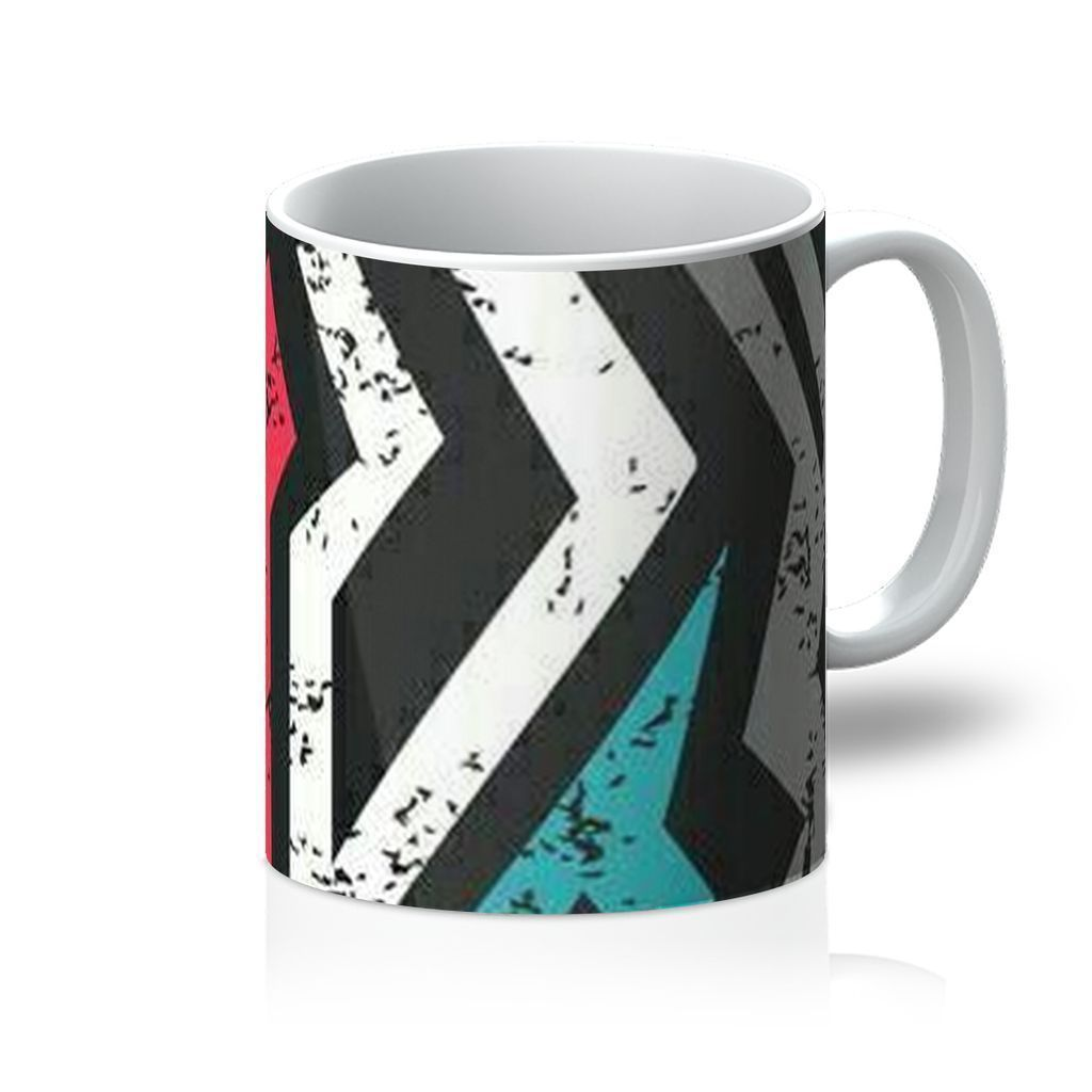 VIRGIN TEEZVIRGIN TEEZ Homeware 11oz Pattern 3 Mug