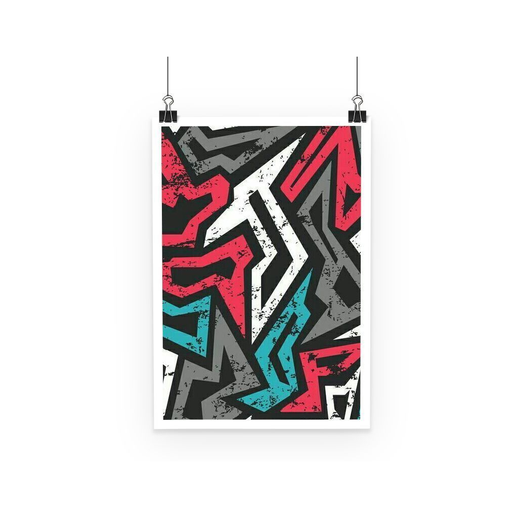 kite.ly Wall Decor A3 Pattern 3 Poster