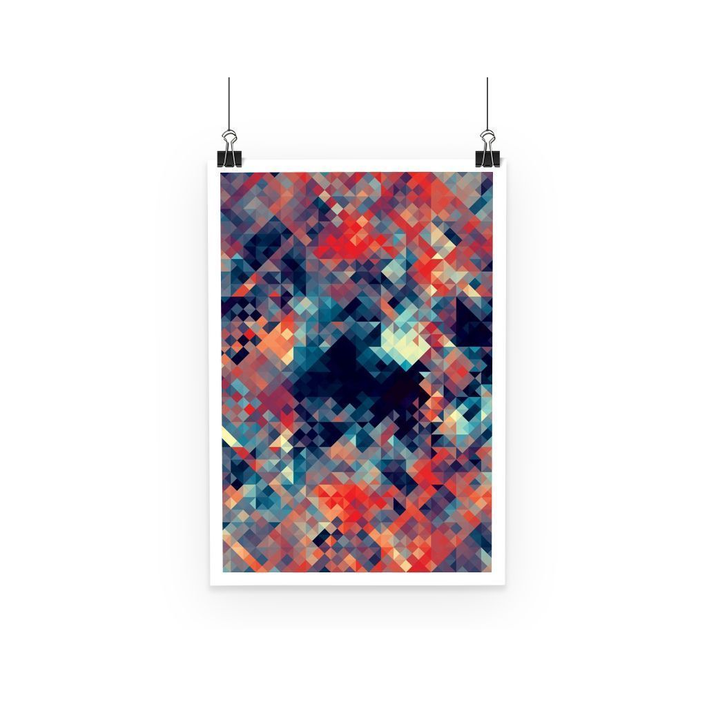 kite.ly Wall Decor A3 Pattern 32 Poster