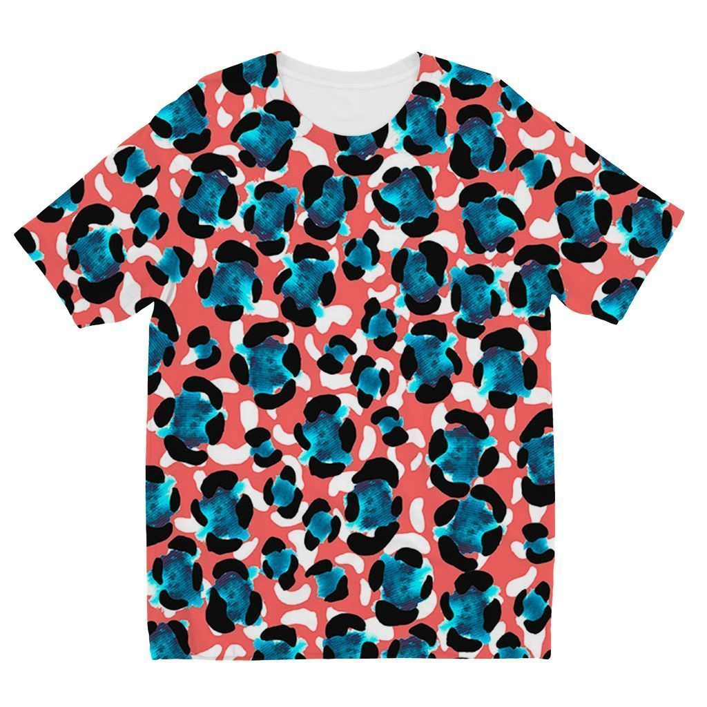 VIRGIN TEEZ Sublimation kids T-Shirt 3-4 Years Pattern 35 Kids' Sublimation T-Shirt