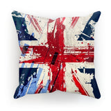 "kite.ly Homeware Faux Suede / 18""x18"" Pattern 40 Cushion"