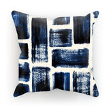 "kite.ly Homeware Faux Suede / 12""x12"" Pattern 41 Cushion"