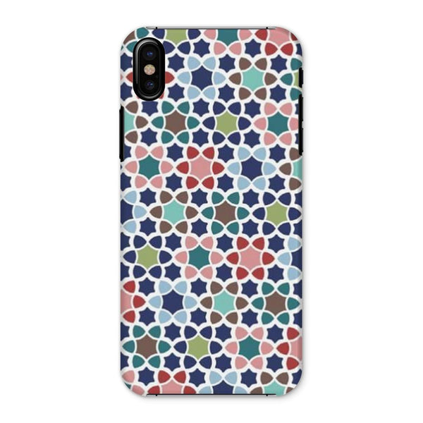 kite.ly Phone & Tablet Cases iPhone X / Snap / Gloss Pattern 43 Phone Case