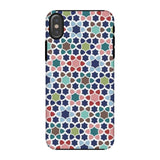 kite.ly Phone & Tablet Cases iPhone X / Tough / Gloss Pattern 43 Phone Case