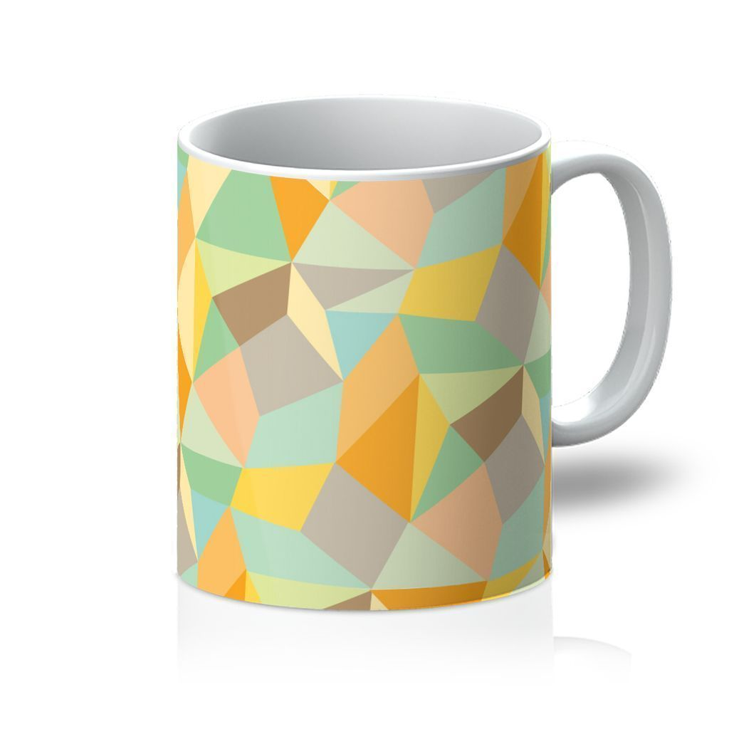 VIRGIN TEEZ Homeware 11oz Pattern 44 Mug