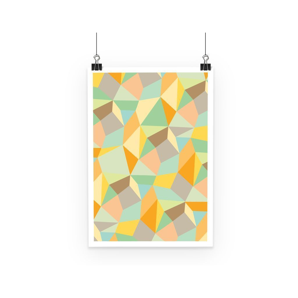 kite.ly Wall Decor A3 Pattern 44 Poster