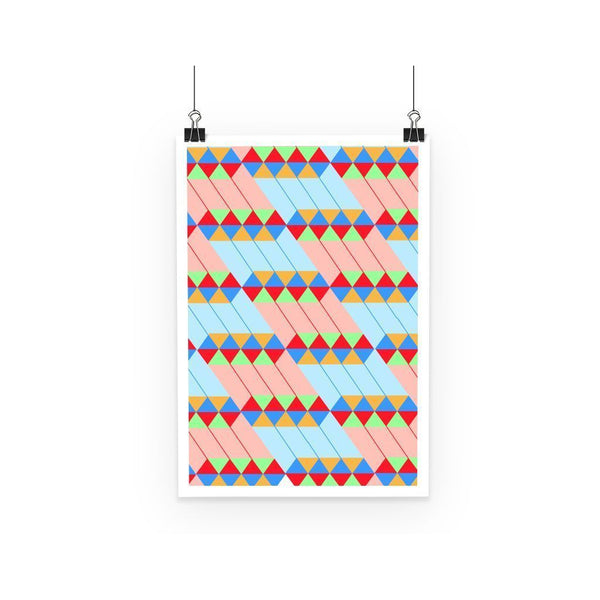 kite.ly Wall Decor A3 Pattern 45 Poster