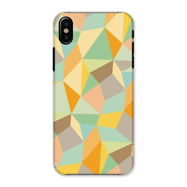 kite.ly Phone & Tablet Cases iPhone X / Snap / Gloss Pattern 49 Phone Case