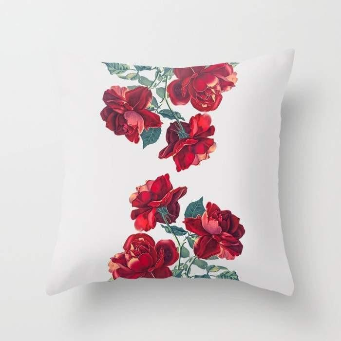 The Pillow pillows Red Roses Pillow