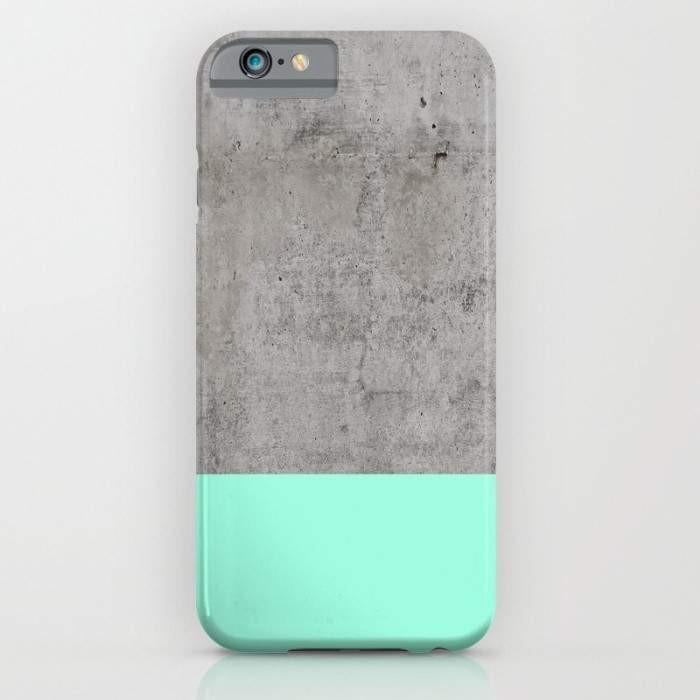 Threadless Mobile Cover Sea on Concrete Mobile Cover