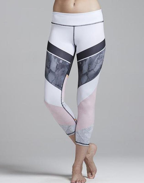 Virgin Teez Leggings Small Shapes And Lines Legging