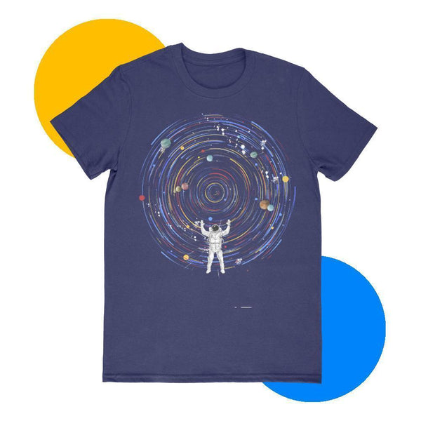 Maham T-SHIRT Space Magic T-shirt