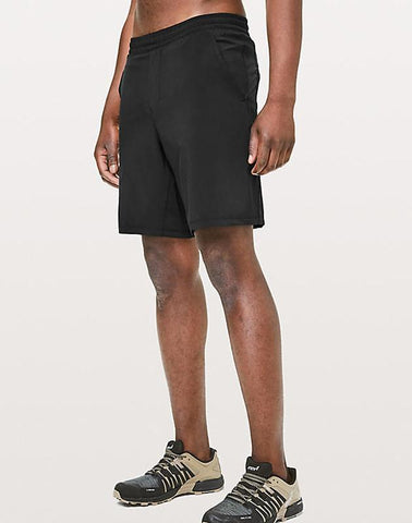 "Ayaz Ahmed Shorts SMALL (28""-18"") Speed Stopper Short 9 Inch Black"