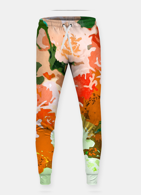 Virgin Teez Joggers Spring Flower  Joggers