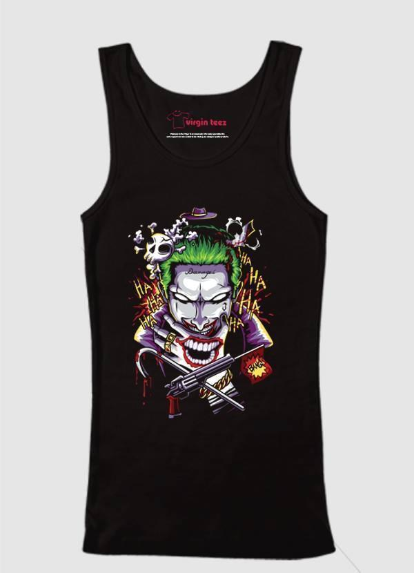 M Nidal Khan Tank Top SMALL / Black Suicide Squad Tank Top