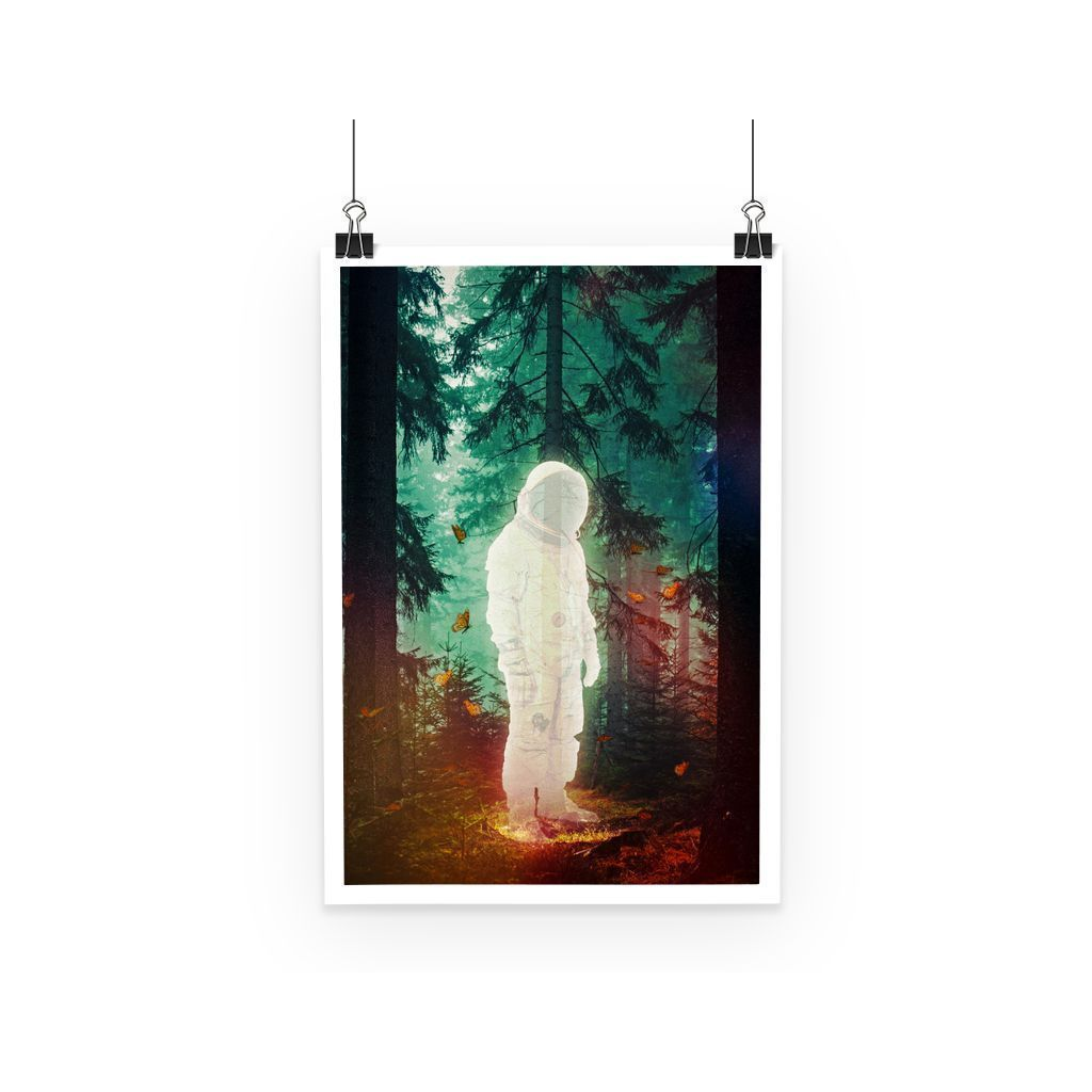 kite.ly Wall Decor A3 The Lost One Poster