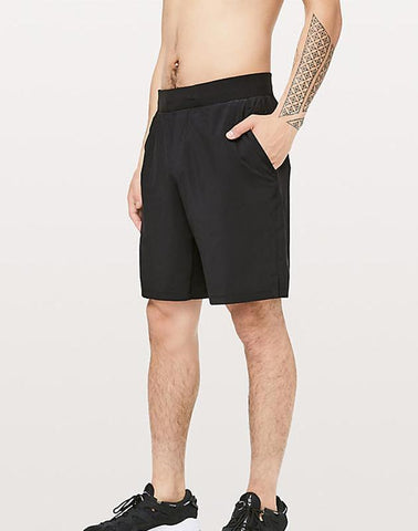 "Ayaz Ahmed Shorts SMALL (28""-18"") THE Short 9 inch Mesh Black"