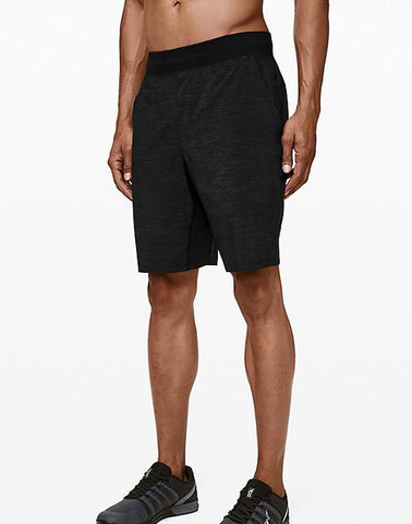 "Ayaz Ahmed Shorts SMALL (28""-18"") THE Short 9 inch Mesh Heather Allover"