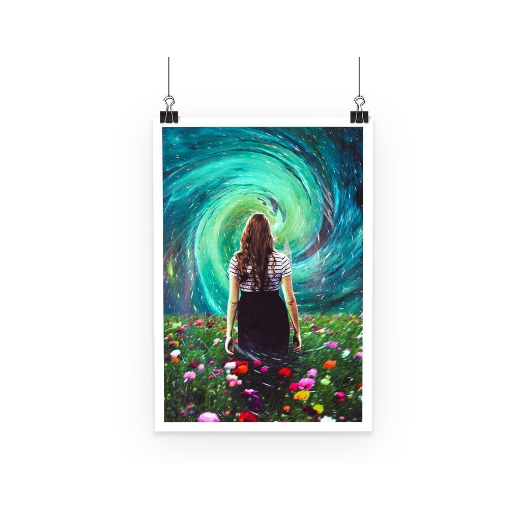 kite.ly Wall Decor A3 Unaffected Poster