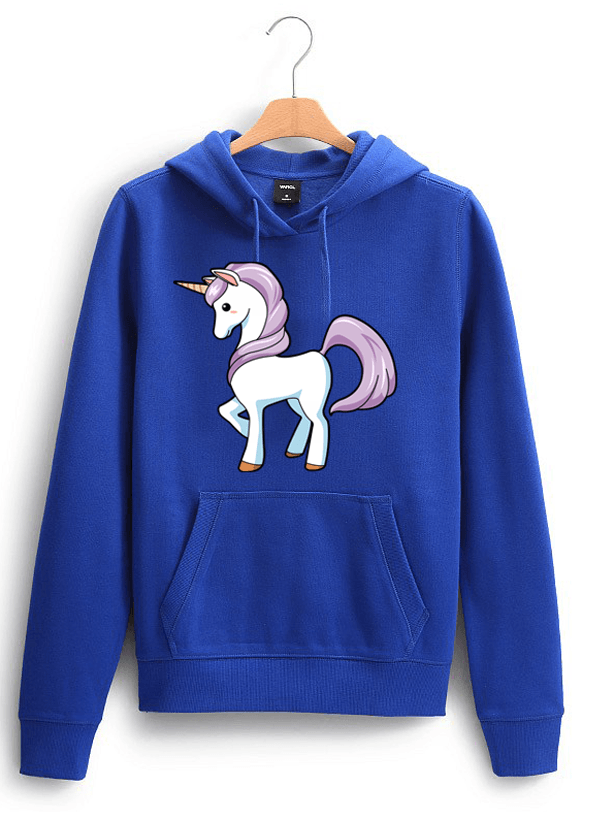 Sadaf Hamid Sweat Shirt Unicorn WOMEN HOODIE