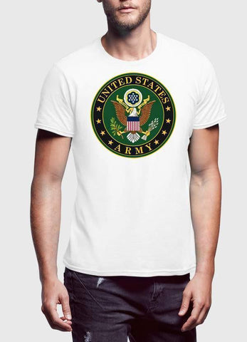 ARMY T-SHIRT US ARMY Printed Tshirts