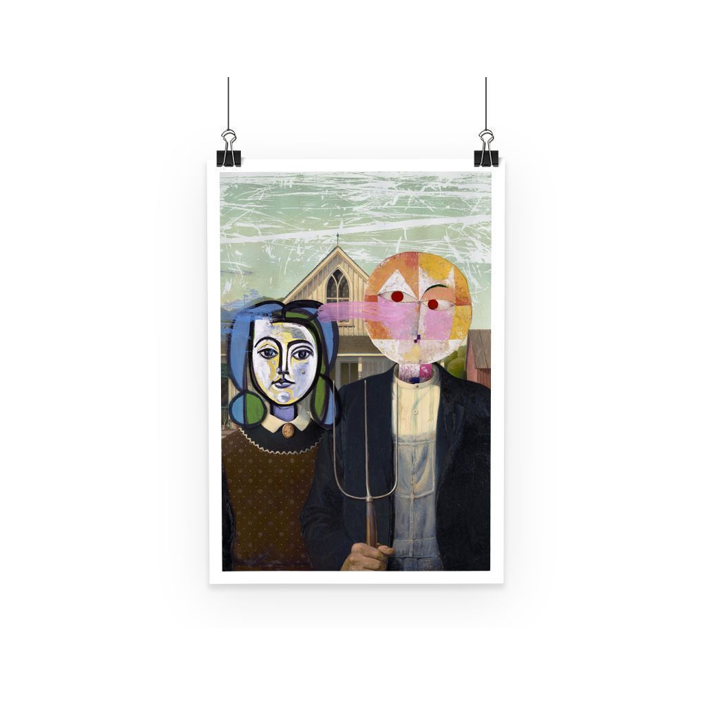 kite.ly Wall Decor A3 Venus and Mars Poster