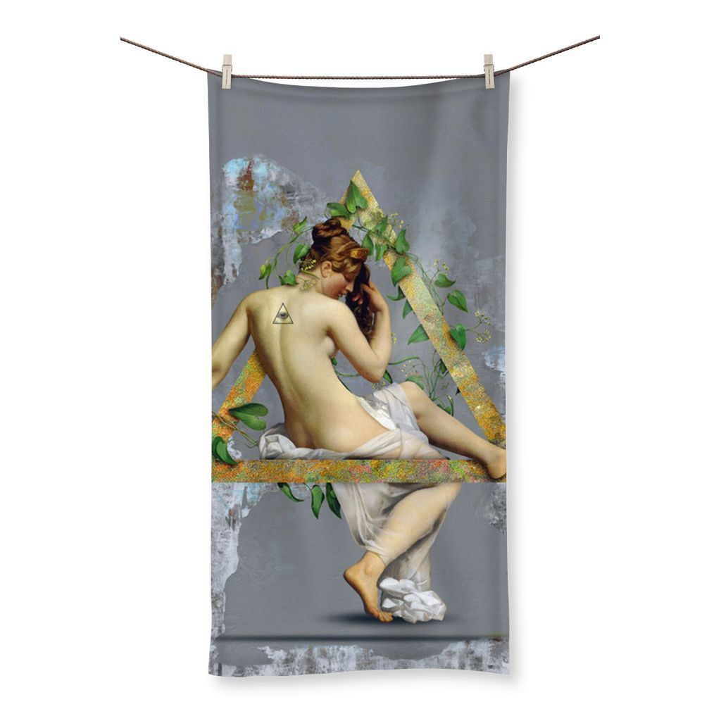 "kite.ly Homeware 19.7""x39.4"" Venus Beach Towel"