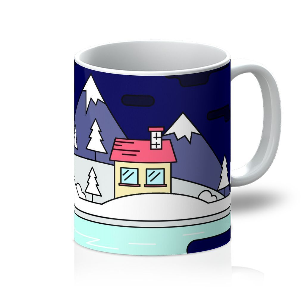 VIRGIN TEEZ Homeware 11oz View 9 Mug