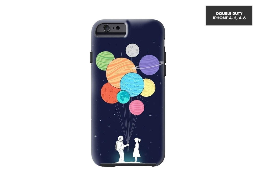 Threadless Mobile Cover You Are My Universe Mobile Cover