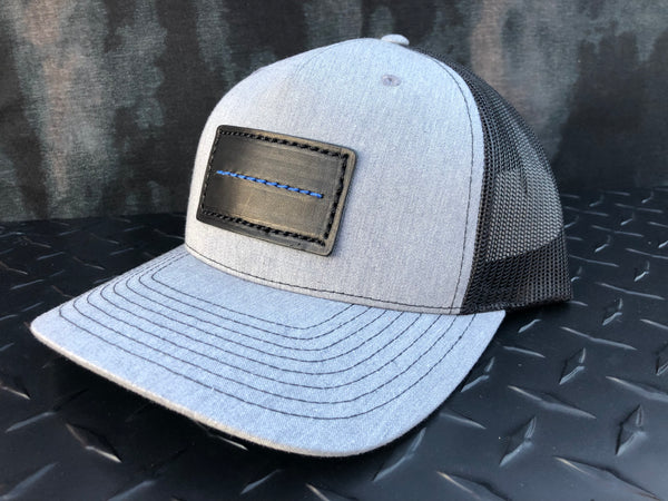 Thin Blue Line SnapBack Hat