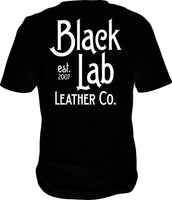 Black Lab Leather Co. T-Shirt