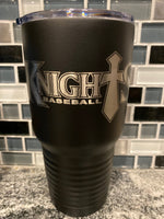 Geauga Knights Custom Cup