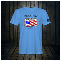 Freedom 1776 6-Pack T-Shirt