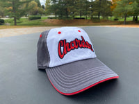 Chardon Hilltoppers White/Charcoal