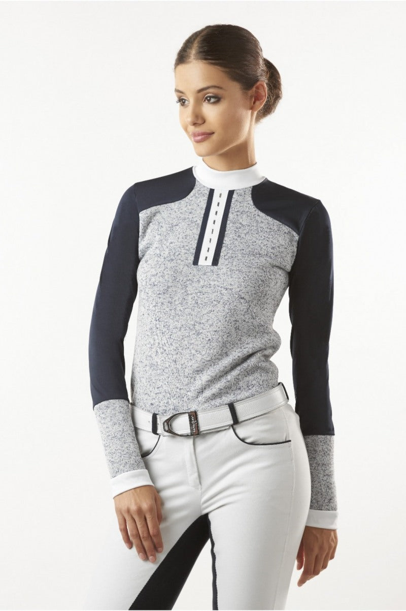 Cavalliera Majesty Technical Long Sleeve Shirt *