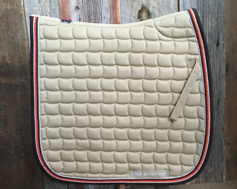 B Vertigo Lexis Dressage Saddle Pad