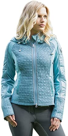 Goode Rider Sporty Jacket Teal*