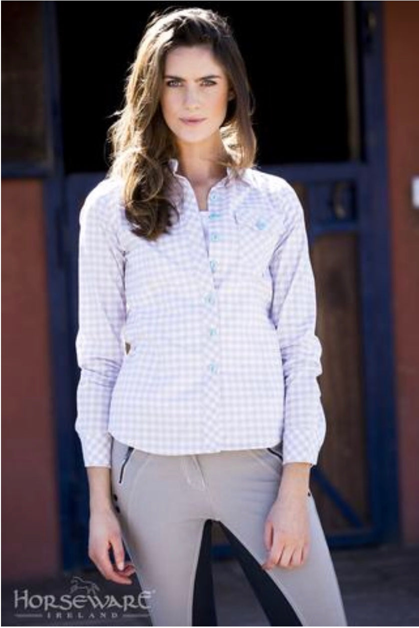 Horseware Nola Check Shirt*