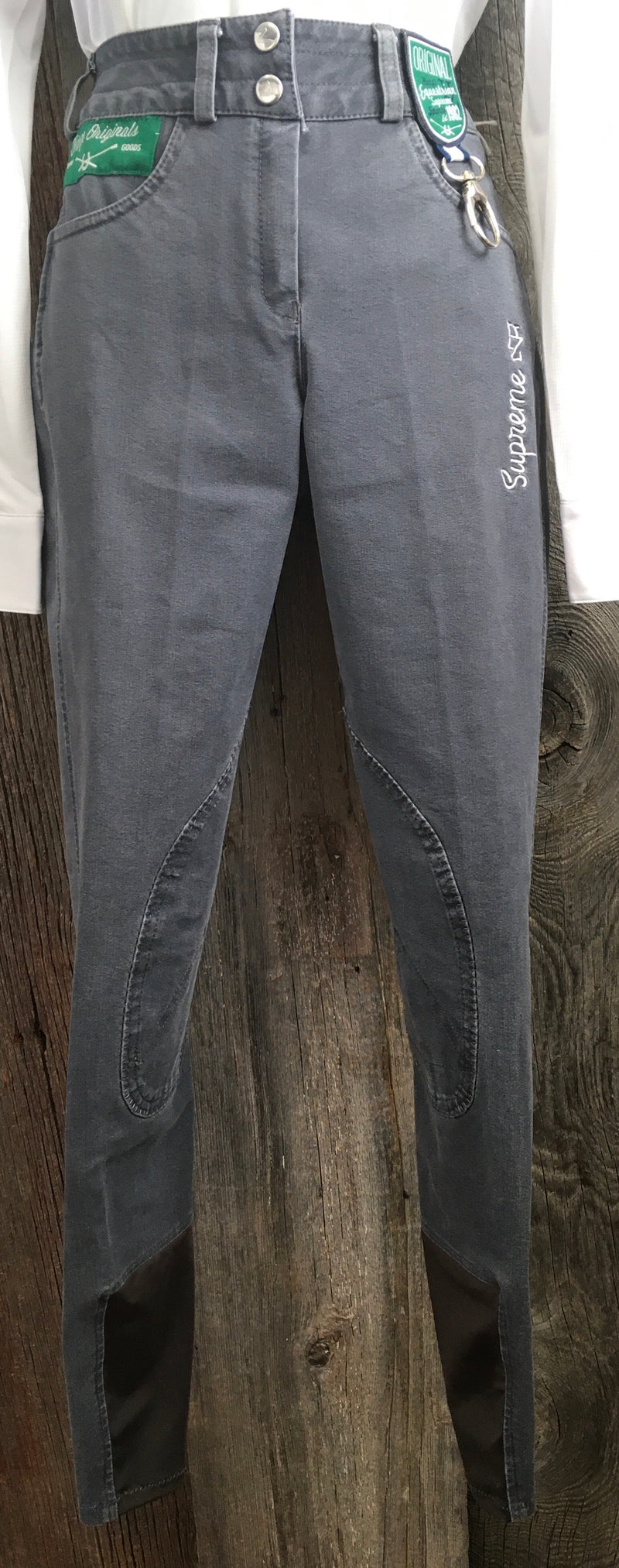 Horze Indica Self patch Breech*