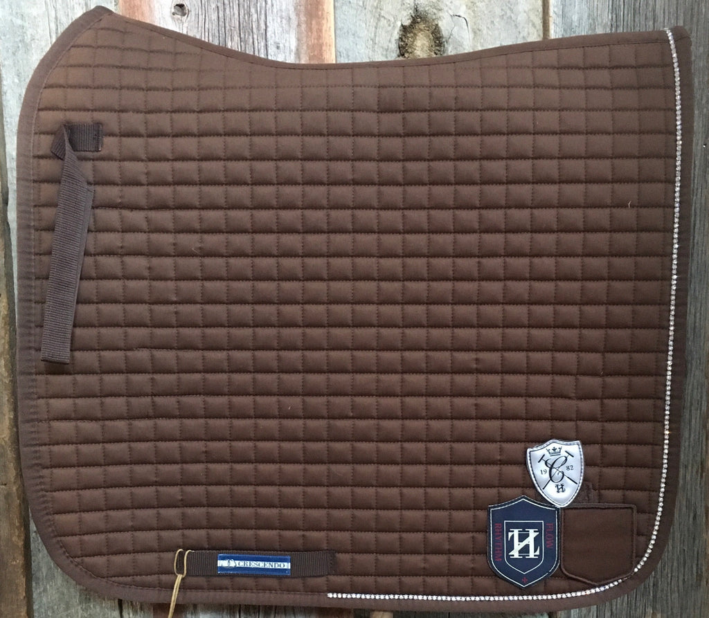 Horze Crescendo Giselle Dressage Saddle Pad*